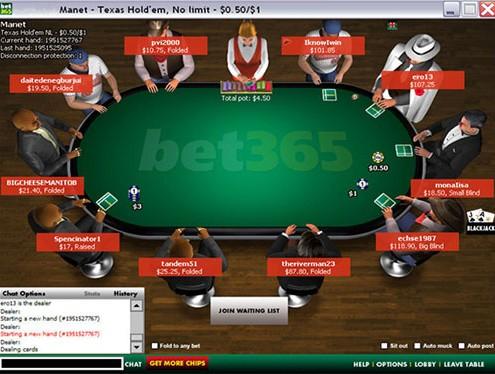 bet365-poker