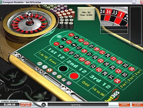 bet365-rulett
