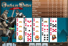 jacksorbetterII-4-hands-ingyen-video-poker